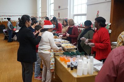 Annual Holiday/Multicultural Party - December 15,2018