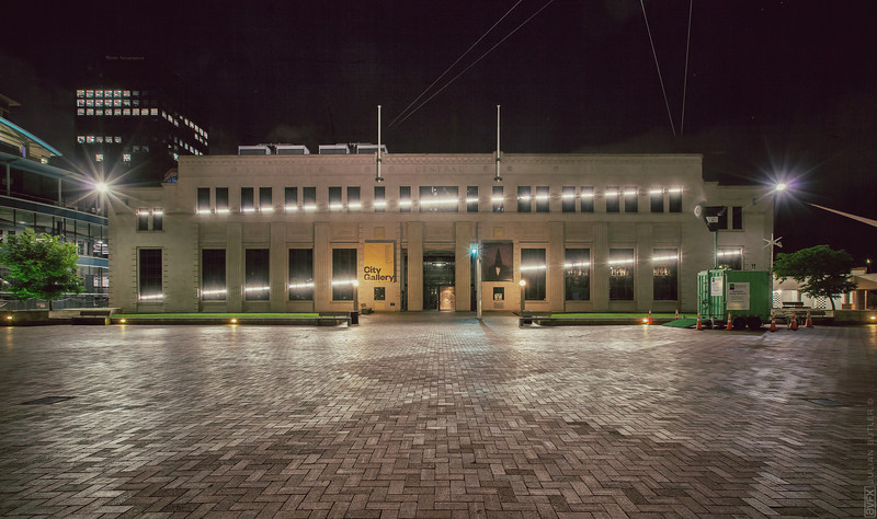 Wellington City Art Gallery