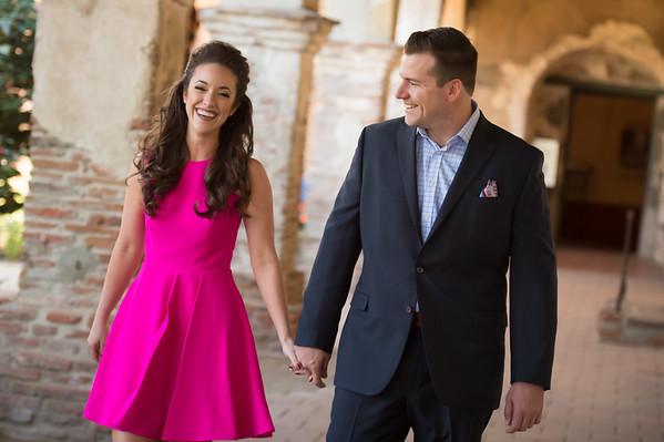 Kathryn & Blake's OC & LA  Engagement Shoot!