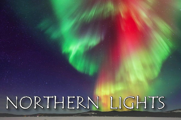 * Northern Lights Timelapse Movies *