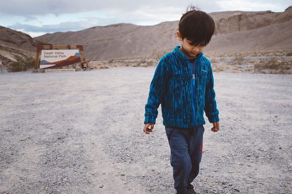 Death Valley with Javalbhai