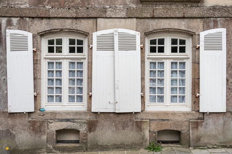 Urban Still Life - Dinan, France - August 15, 2018