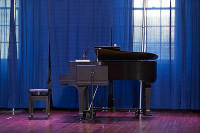 Robinson Recital at Allen Univ.