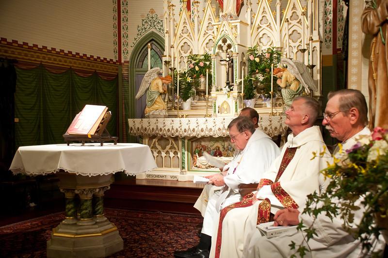 2013 Easter Vigil Mass