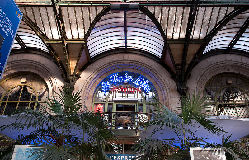 Gare de Lyon - Paris train station