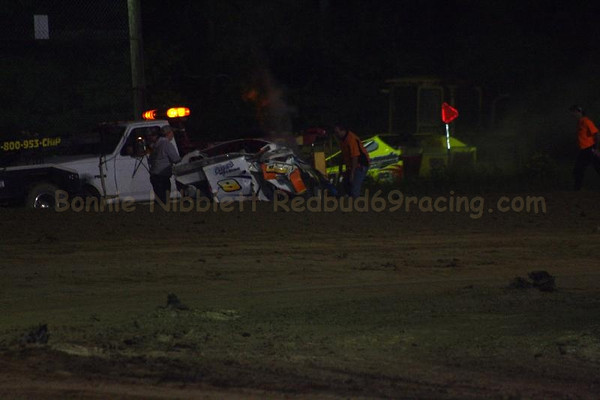September 15, 2012 Redbud's Pit Shots Delaware International Speedway