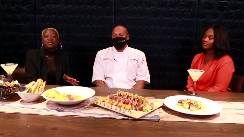 Chef Leo Harvey Interview