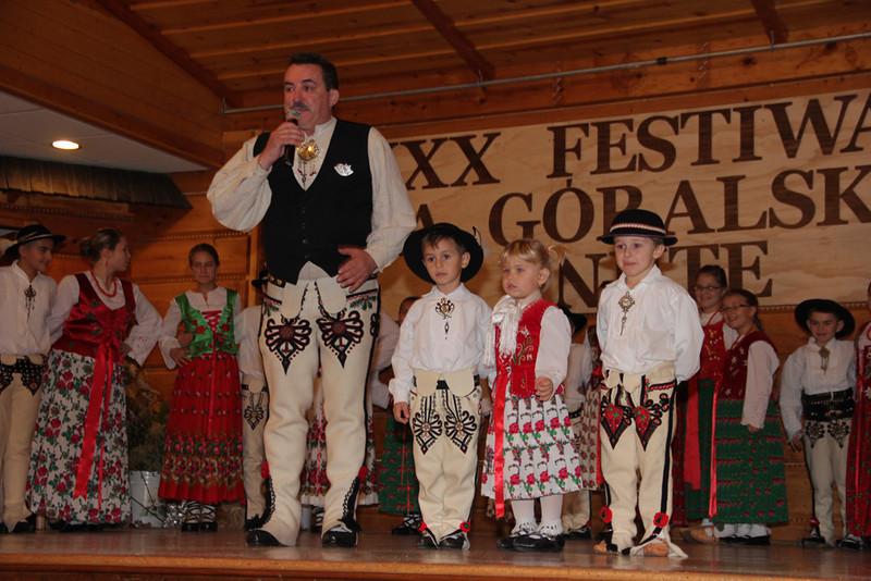 XXX Festiwal - Niedziela