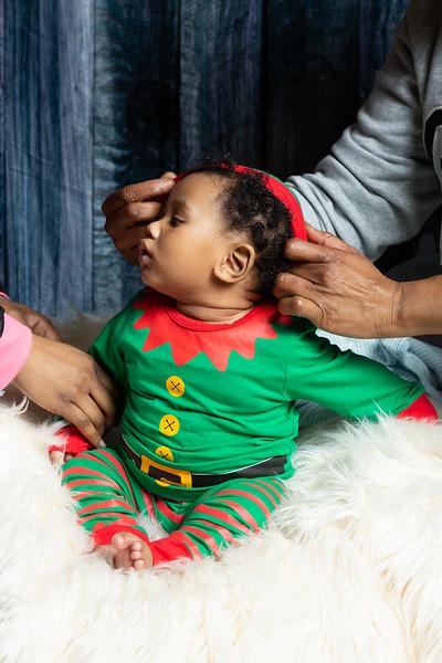 New Born Christmas Photos