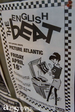 The English Beat-Picture Atlantic
