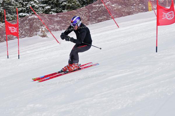 3-8-14 Masters DH at Ski Cooper - Race #2