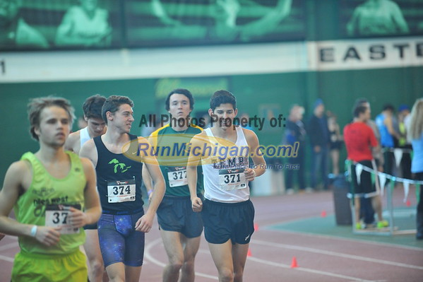 Grant Fisher's 1600 - 2015 MITS State Meet