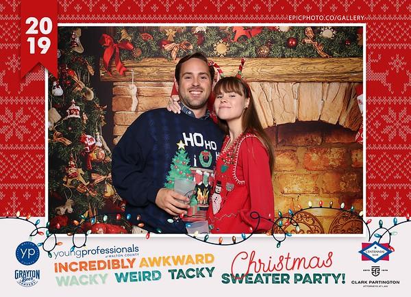 12.5.19 | YP Awkward Christmas Party