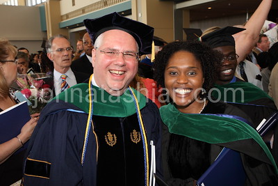 UCONN Health - Dental & Medical Commencement - May 13, 2012