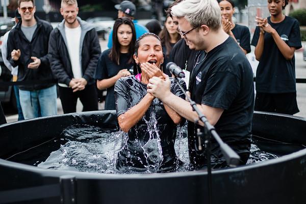 10am Baptisms