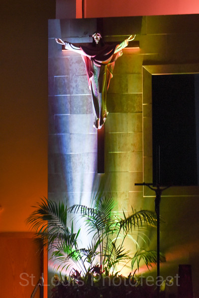 3-31-2018 - Easter Vigil/Baptisms - by Nancy Kay Lyons