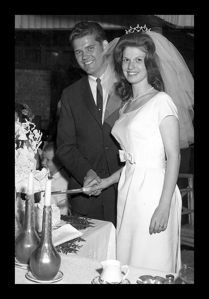 Cutting the Wedding Cake at Rustic Manor - May 30, 1964.jpg