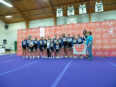 2017 Cheerleading