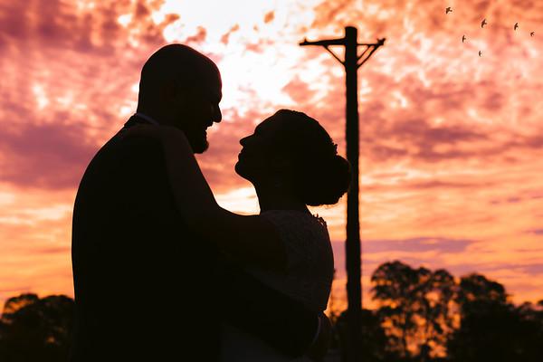 Ashleigh & James: Plunkett Villa Wedding