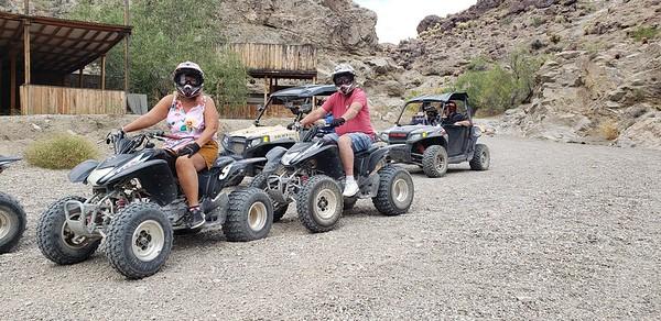 7/31/19 Eldorado Canyon ATV/RZR & Gold Mine Tour