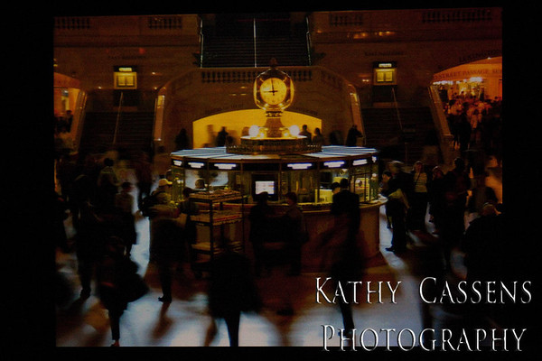 Flash Mob in Grand Central Station