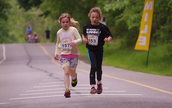 Team Alex 5K/5 Miler, May 20, 2017