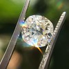 2.13ct Antique Cushion Cut Diamond GIA K SI1 1