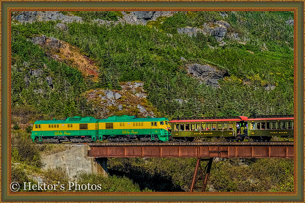 Skagway White Pass RR