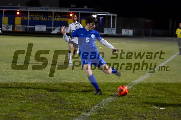 Boys Varsity Soccer 1.8.20
