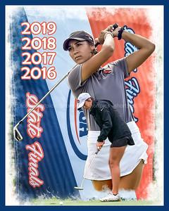 2019 Kait Schoenfielder Golf Print