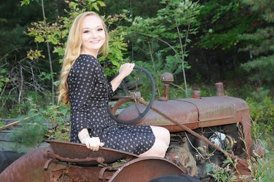 Hannah Senior Pics