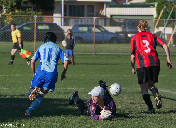 Seatoun 7 vs. BNU 0 2012