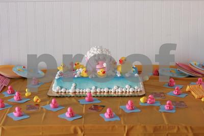 Giulietta's First Birthday