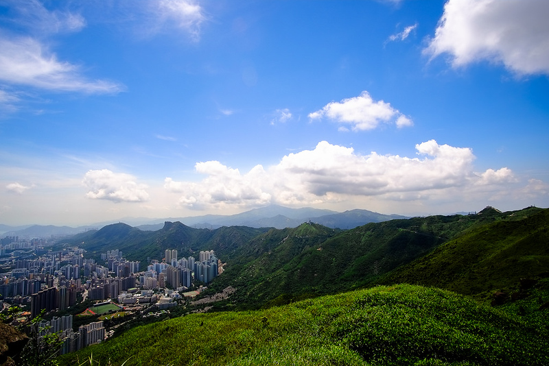 Kowloon Peak - Hong Kong
