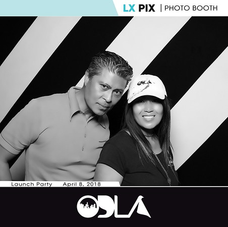 GLAM BOOTH : classic b&w