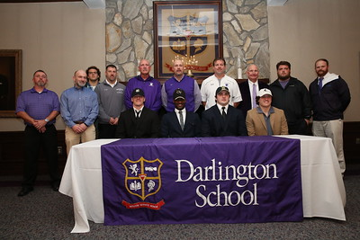 Football College Signings 2018