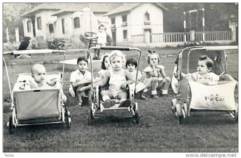 Dundo - parque infantil