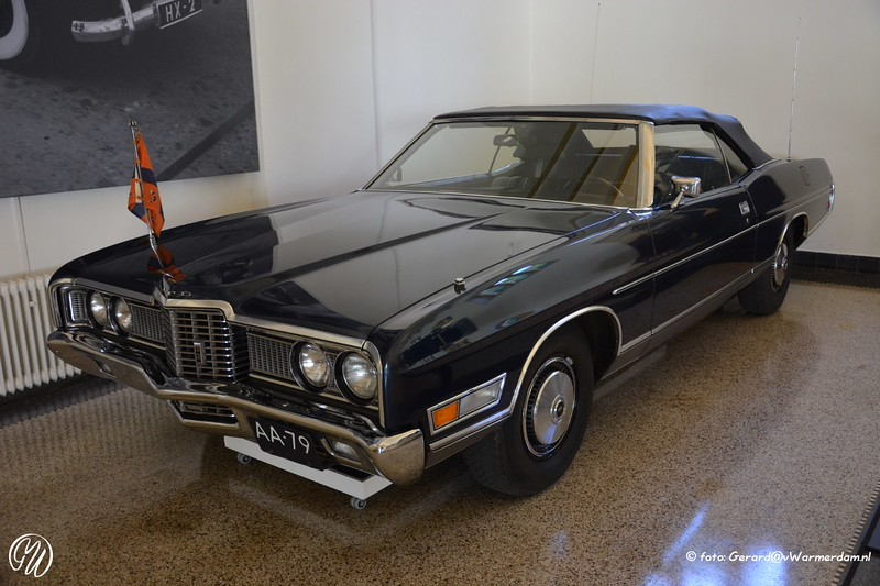 Ford LTD Convertible 1972