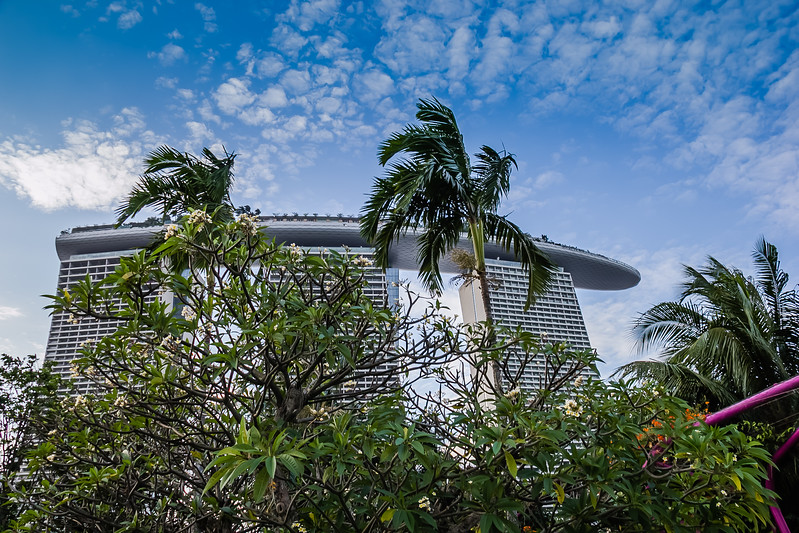 things to do in Singapore Marina Bay Sands