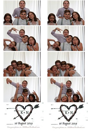 Carbone/Commesso Wedding  8/16/19 @ Waterville Valley Resort - Waterville Valley, NH