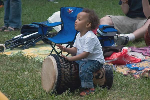 Drum Festival - June 2005