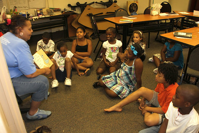 Young Writers' Camp at Howard University 2011