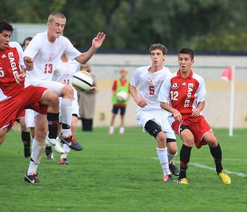 Cumberland Valley vs Red Land Boys Soccer