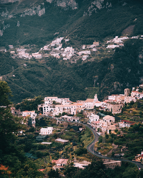 THOMAS DAWSON, Italy, Gabys Birthday, Ravello, Hills, Landscape, Food, Travel