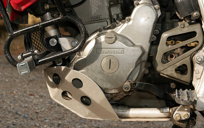 KLR650 Skid plate for sale