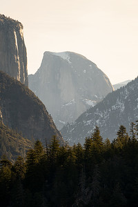 Yosemite March 2021