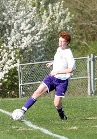Dar Varsity Soccer 3-18-09