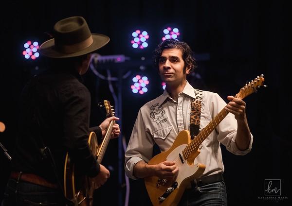 November 23, 2019 - The Dungarees Perform at the Coronation Community Centre in Corronation, Alberta
