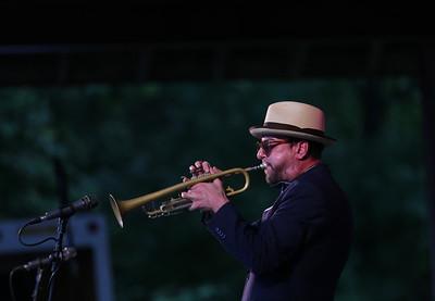 Steve Davis Correlations Band @ Bushnell Park 07-26-21