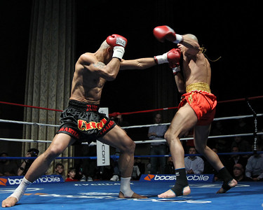Friday Night Fights - Hijazi v Romulo - Feb 2010
